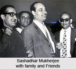 Sashadhar Mukherjee, Indian Producer