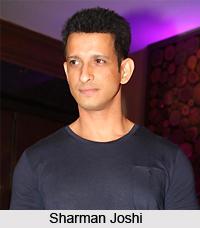 Sharman Joshi, Bollywood Actor