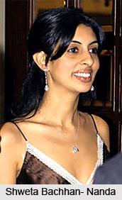 Shweta Bachhan- Nanda, Daughter Of Amitabh Bachhan