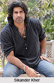 Sikander Kher, Bollywood Actor