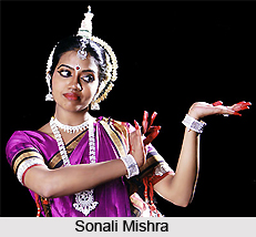 Sonali Mishra, Indian Dancer