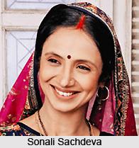 Sonali Sachdeva, Indian TV Actress