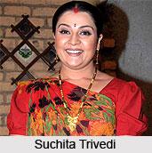 Suchita Trivedi, Indian Television Actress