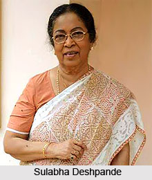 Sulabha Deshpande, Indian Theatre Personality