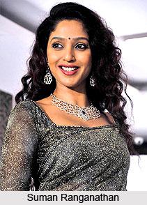 Suman Ranganathan, Indian Actress