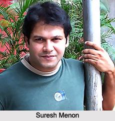 Suresh Menon, Indian TV Actor