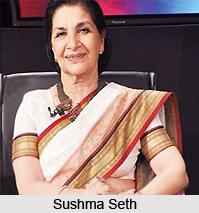 Sushma Seth, Indian TV Actress