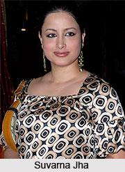 Suvarna Jha, Indian TV Actress