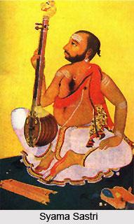 Syama Sastri, Indian Classical Vocalist