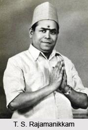 T. S. Rajamanikkam, Tamil Theatre Personality