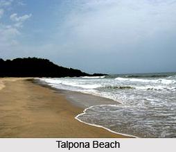 Talpona Beach, South Goa District, Goa