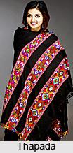 Thapada, Costume of Himachal Pradesh