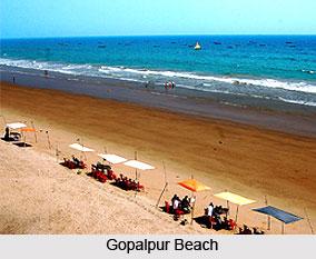 Tourism in Gopalpur Beach