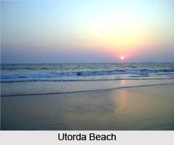 Utorda Beach, South Goa District, Goa