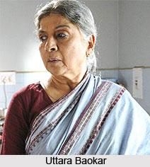 Uttara Baokar, Indian theatre actress