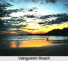 Vainguinim Beach, Goa