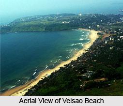 Velsao Beach, South Goa District, Goa