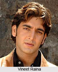 Vineet Raina, Indian TV Actor