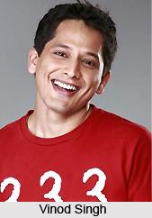 Vinod Singh, Indian TV Actor