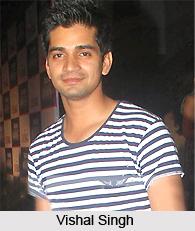 Vishal Singh, Indian TV Actor