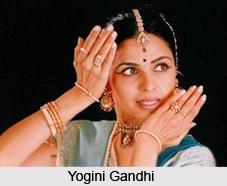 Yogini Gandhi, Indian Dancer