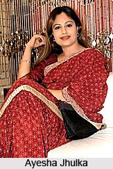 Ayesha Jhulka, Bollywood Actress