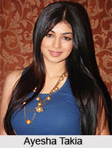 Ayesha Takia, Bollywood Actress