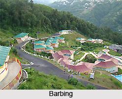 Barbing, Sikkim
