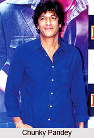 Chunky Pandey, Bollywood Actor