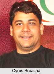 Cyrus Broacha, Indian TV Anchor
