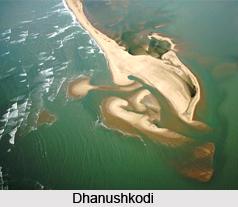 Dhanushkodi, Pamban Island, Tamil Nadu