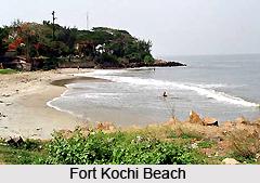 Fort Kochi Beach, Kerala