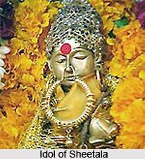 Shri Sheetala Devi Temple