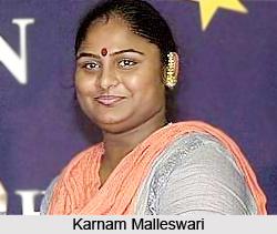 Karnam Malleswari, Indian Weightlifter
