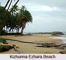 Kizhunna Ezhara Beach, Kannur District, Kerala