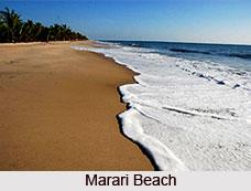Marari Beach, Alappuzha District, Kerala