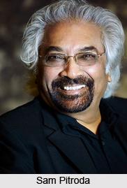 Sam Pitroda, Indian Businessman