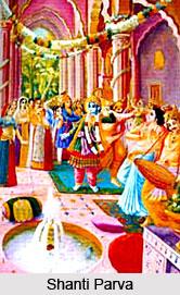 Shanti Parva, 18 Parvas of Mahabharata