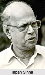 Tapan Sinha, Indian Film Director
