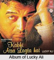 Lucky Ali, Indian Singer