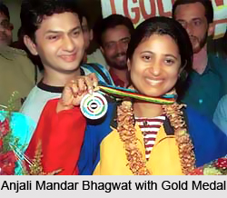 Anjali Mandar Bhagwat, Indian Shooter