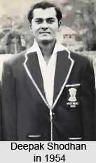 Deepak Shodhan, Former Indian Cricket Player