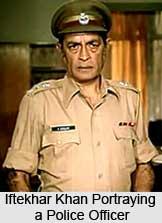 Iftekhar Khan, Bollywood Actor