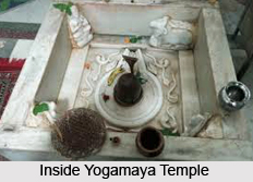 Yogamaya Temple, Mathura, Uttar Pardesh