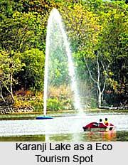 Karanji Lake, Karnataka