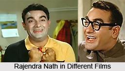 Rajendra Nath, Indian Movie Actor