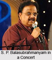 S. P. Balasubrahmanyam, Indian Artist