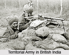 Territorial Army in India