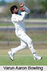 Varun Aaron, Indian Cricket Player