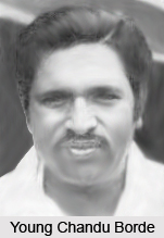 Chandu Borde, Former Indian Cricket Player